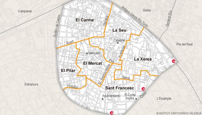 Negocio De Alquiler En Ciutat Vella Valencia Habitaclia