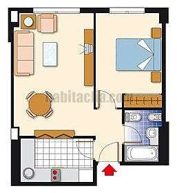 Apartamento en Calle maria tubau, 15. Vendo apartamento en las tablas (vodafone y tele5)