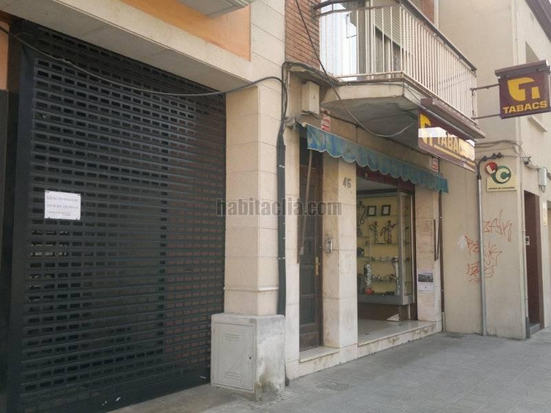 Local comercial por en carrer major buena - Obra nueva en sant joan despi ...