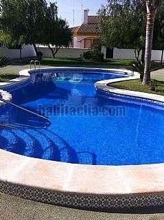 D�plex en Calle rio seco,. Precioso duplex en la playa con piscina y parking