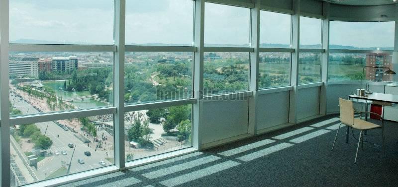 Pon una foto del edificio m s alto de tu localidad for Oficina sabadell sevilla