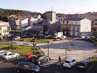Piso  Plaza do calvario,7. Piso en venta de 3 dormitorios en el centro do ros