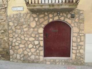 Casa en Baix 7. la fatarella,7. Vendo casa en la fatarella