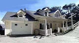Casa en Carrer serra de sant feliu,. Casa estilo americano