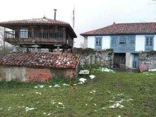 Finca r�stica en Villandas (santa maria de villandas),1. 8000 m2 de terreno, 400 de vivienda y auxiliares