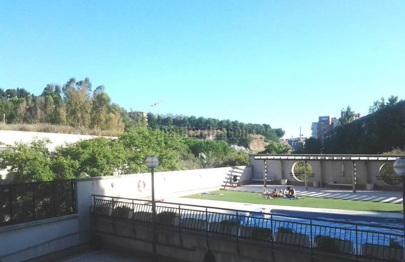 Alquiler piso por en carrer traja magnifico apartamento cerca de la plaza de espa en - Casas en alquiler cerca de barcelona ...