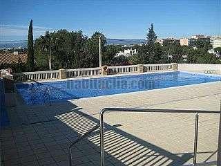 Alquiler Apartamento en Carrer punta del cavall (de la),9. Parking, reformado, piscina,zona cerrada y privada