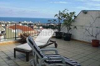 D�plex en Matar�, Via Europa. �tico d�plex con espectaculares vistas al mar Via europa,190