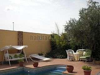 Alquiler Casa  Calle alemania,140. Chalet independiente con jardin en pe�as albas