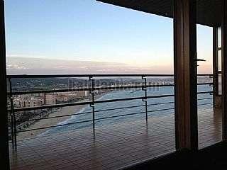 Ático en Carrer josep lluis sert,18. Apartamento de lujo con espectaculares vistas