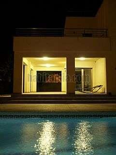 Lloguer Casa a Avenida cabo (el)-cabo roig,156. 3 min de la playa, piscina