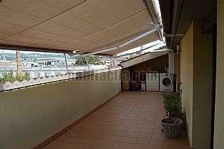 D�plex en Carrer terrassa, 42. D�plex amb terrasses al centre de rub�.