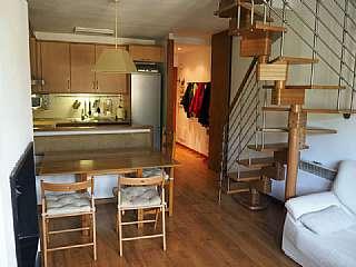D�plex  Barri estaci�,. Duplex con todas las comodidades. ideal esqui