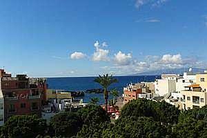 �tico en Calle plaza (la), 12. Maravillosas vistas, a 50 de la playa