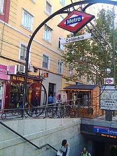Alquiler Piso en Calle principe de vergara, 266. Metro/bus 1min.