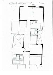 Lloguer Pis a Carrer floridablanca, sn. Piso 4 dormitorios finca regia. 3� planta real