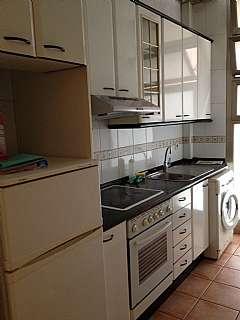 Flat in Carrer rei marti, 19. Vivienda planta baja 50 m2