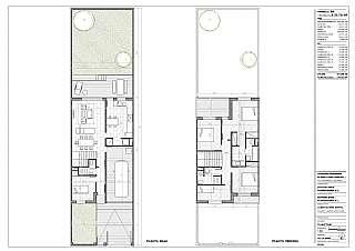 Torre en Carrer llobregat, 30. Moderna casa adosada bien situada: