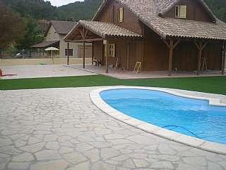 Casa en Carrer tarragona (urb.miralcamp), sn. Urge vender casa en plena naturaleza