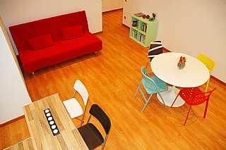 Alquiler Piso en Carrer sant pere mitja, sn. Estupendo piso de 60 m2 en el corazon del born