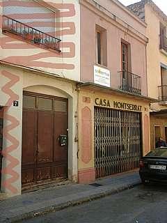 Casa en Carrer major, 7. Vivienda con tienda de �poca en el casco antiguo