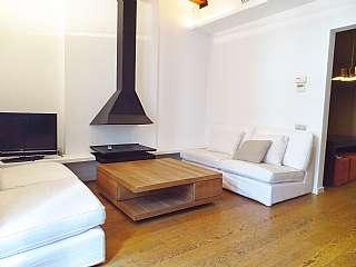 Alquiler Piso en Carrer pelai, 5. Coqueto, lujoso y tranquilo piso en alquiler