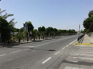 Solar urbano en Avenida sanlucar la mayor, 26. Parcela urbanizable en benacazon (sevilla)