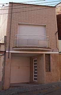Alquiler Casa en Carrer gandia,. Casa seminueva terrassa (particular)