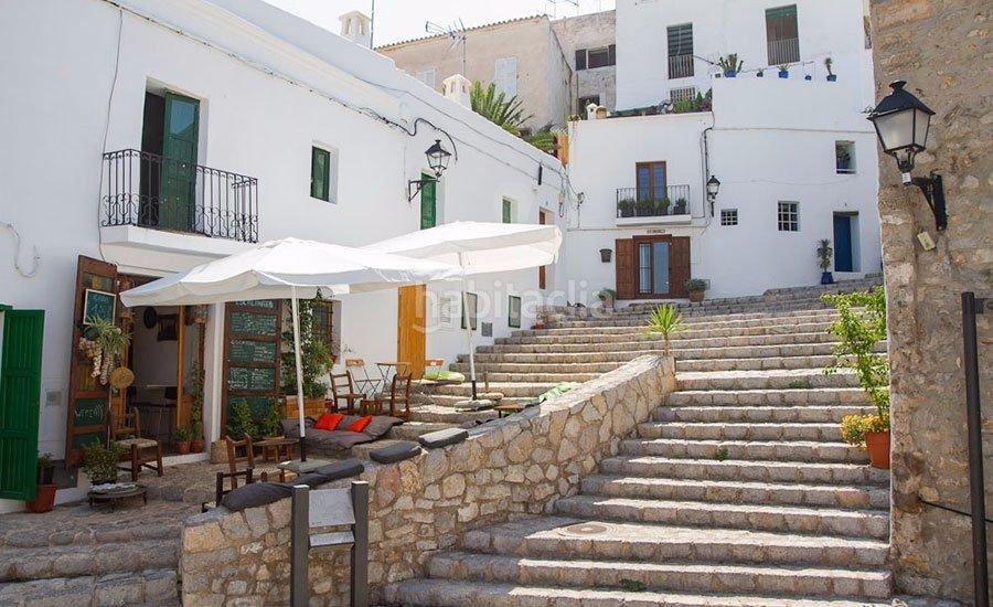 Alquiler piso por en san pere de alquiler en dalt vila en dalt vila la marina ibiza - Alquiler de pisos en ibiza ...