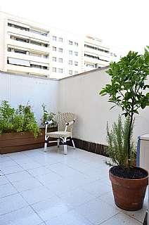 Alquiler Piso en Carrer marti i codolar, 14. Precioso piso con terraza en ciudad judicial