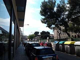 Parking coche en Carrer sant pius x, 1. A 1 min del mercat central i la rambla