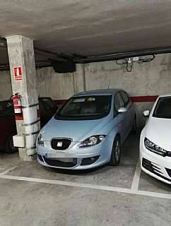 Parking coche en Passeig doctor moragas, 272. Parking junto al polideportivo!