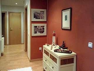 Piso en Carrer verge de montserrat (ordal), 6. Magnifico piso de 95 m2 muy luminoso