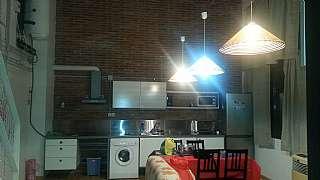 Loft en Carrer josep galles, 39. Loft de estilo industrial