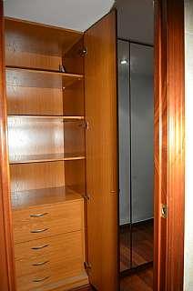 Foto armaris encastats. Alquiler piso en Carrer Roger De Lluria al costat de passeig de gr�cia en Barcelona