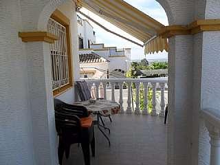 D�plex en Complejo residencial marina del mar, 16. Casa con apartamento anexo . urbanizaci�n privada