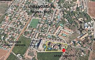 Alquiler Apartamento en C/ avenida benavites, s/n. Apartamento en náquera (mont-ros) venta/alquiler