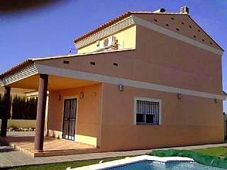 Maison jumelée dans Canya primal 1, 107-f. Chalet seminuevo en perfecto estado,zona tranquila