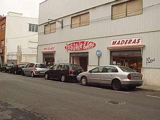 Lloguer Nau industrial a Calle san eloy, s/n. Se vende nave industrial en casco urbano