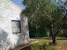 Finca r�stica en Plaza san pedro de pilas, s/n. Parcela rustica  con casa y piscina