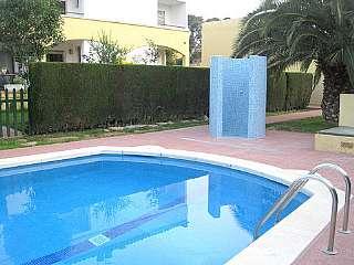 Alquiler Casa adosada en Carrer miquel angel, 40. Bonita casa al lado de las playas de empúries