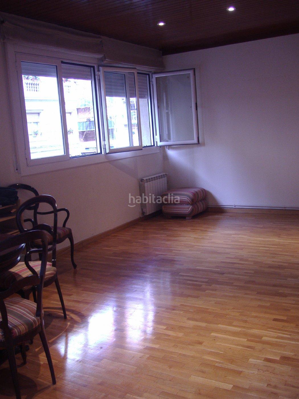Alquiler piso por en carrer rector ubach tranquilo - Piso particular en alquiler barcelona ...