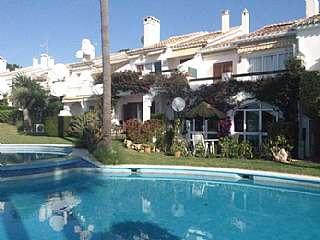 Alquiler Apartamento en Calle huelva, 1. Vistas al mar cabopino marbella