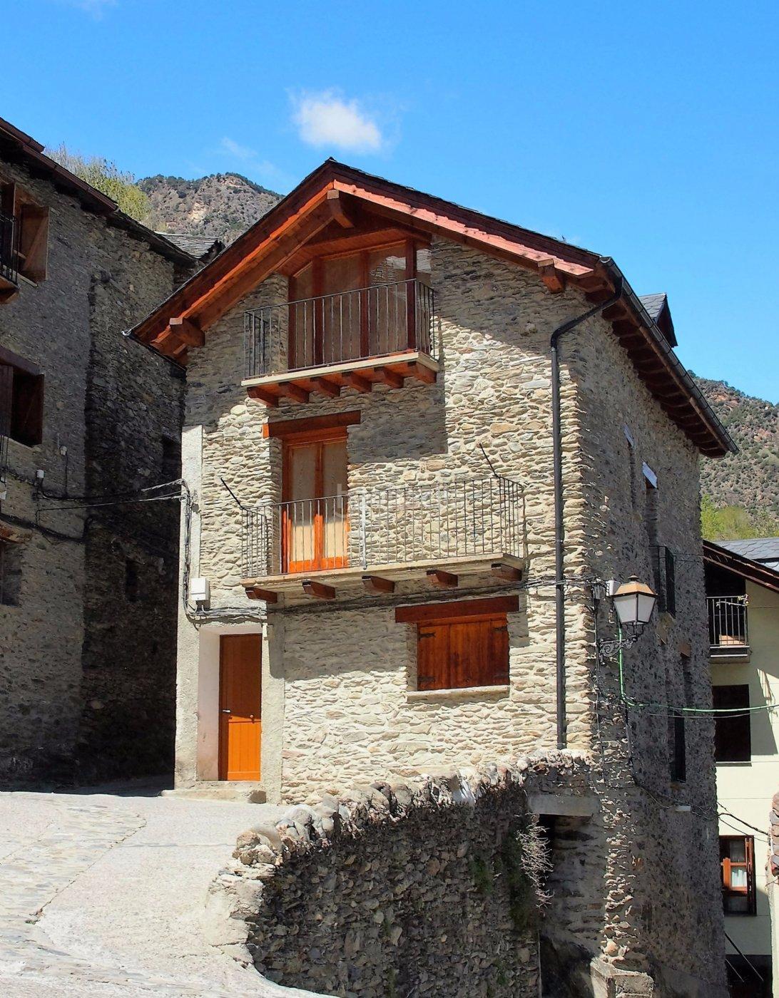 Casa por en del nord autentica rural en el - Casas del pirineo ...