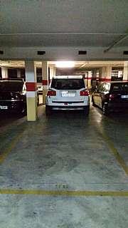 Alquiler Parking coche en Carrer pau marsal, 154. Parking para coche grande o mediano
