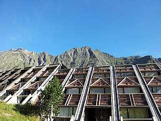 Apartamento en Carrer doctor fleming, 29. Apartamento en las pistas de esquiar piau-engly