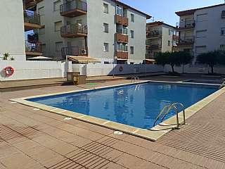 Alquiler Apartamento en Carrer la vinya, 2. Equipado apartamento a 300m de la playa