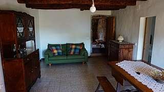 Alquiler Casa en Carretera de fonollosa,. Autenticidad y caracter: masia rustica restaurada