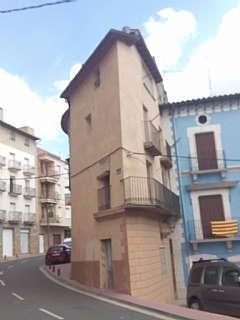 Apartamento en Calle vicente pinies,. Edificio con 3 apartamentos y 1 local en el centro