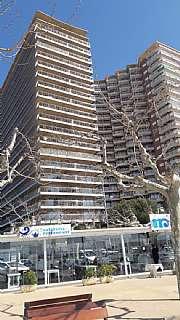Alquiler Apartamento en Passeig del mar, 3. Fabuloso apartamento en primera línea de playa